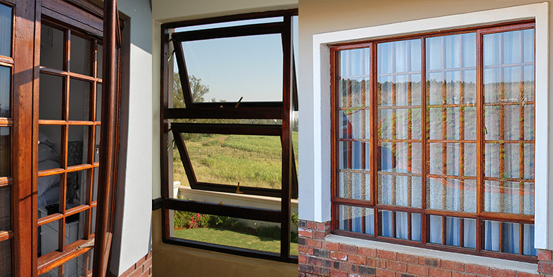 Wood Window Frames : Doors direct