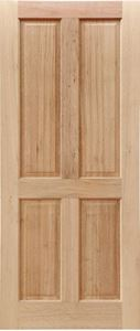 Picture of 4 Panel Door 813 X 2032