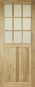 Picture of Small Pane Top Frame & Ledge Bottom 813 X 2032