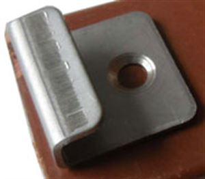Picture of Stainless Steel Starter Clip Inc Screw