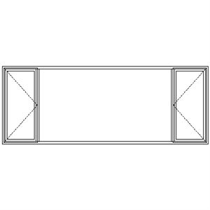 Picture of ND12108 Full Pane 3254W X 1195H