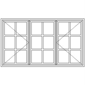 Picture of NC4 Small Pane 1649W X 925H