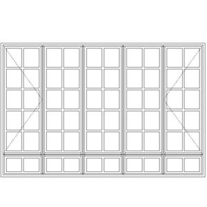 Picture of ND5229/G Small Pane 2960W X 1735H