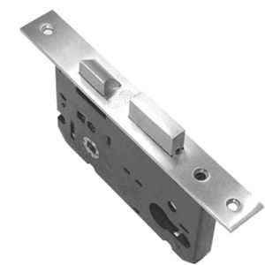 Picture of QS6055/1AS/SS Heavy Duty Latch Bolt and Dead Bolt