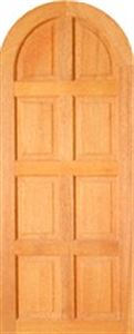Picture of 8 Panel Arched With 42 Mm  Panels