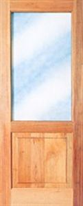 Picture of Full Pane Top Solid Bottom 813 X 2032