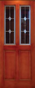 Picture of Burnham York Clear Leaded 813 X 2032