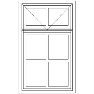 Picture of BC5F Small Pane 579W X 925H