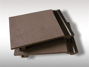 Picture of 4 Everdeck Chocolate Brown Wall Cladding