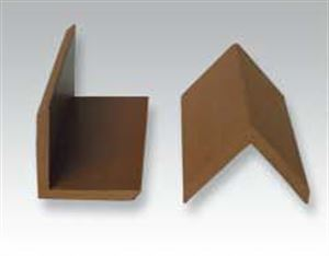 Picture of L Shaped Skirting -  Cocoa Brown