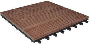 Picture of Brown DIY Decking Tile (Price is for a single 300mm X 300mm Tile)