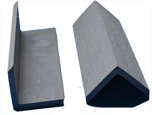 Picture of  L Shaped Skirting Oyster