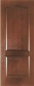 Picture of Cape Dutch Stained Deep Moulded 813 X 2032