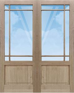 Picture of Pair of Happy Doors 1613 x 2032