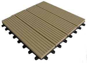 Picture of Oyster DIY Decking Tile (Price is for a single 300mm X 300mm Tile)