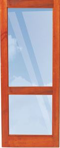 Picture of Full Pane with Safety Rail 813 X 2032
