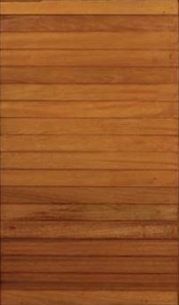 Picture of Semi Solid Horizontal Slatted Pivot Door 1200 X 2032 ... & Semi Solid Horizontal Slatted Pivot Door 1200 X 2032 | Exterior ...