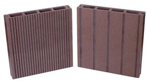 Picture of 4 Everdeck Cocoa Brown Composite Decking Slat