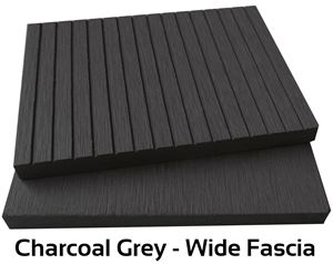 Picture of Charcoal Grey Wide Fascia Board