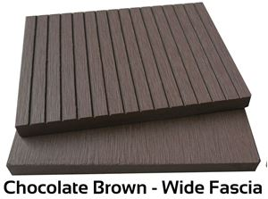 Picture of Chocolate Brown Wide Fascia Board