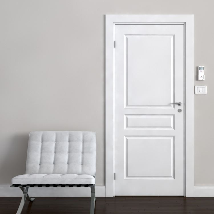 3 panel denmark deep moulded interior doors doors direct