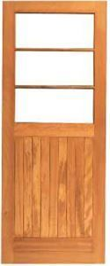 Picture of 3 Pane Top Frame & Ledge Bottom 813 X 2032