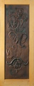 Picture of BIG 5 Carved Door 813 X 2032