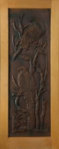 Picture of Eagle Carved Door 813 X 2032