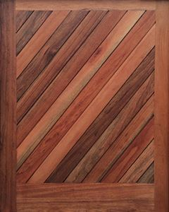 Picture of Diagonal Slatted Pivot 1200W X 2032H