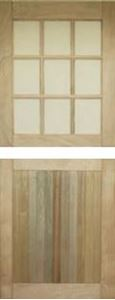 Picture of Small Pane Top Frame & Ledge Bottom Stable 813 X 2032