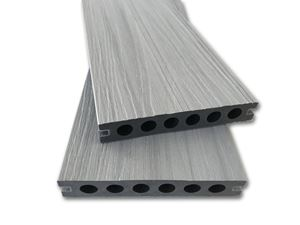 Picture of 4 Everdeck Ash Grey Ultra Composite Decking Board