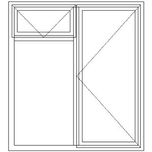 Picture of ND2F Full Pane 1103W X 1215H