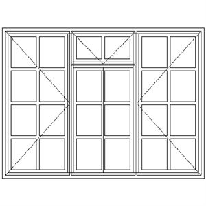 Picture of ND4F Small Pane 1632W X 1215H