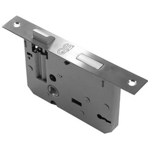Picture of QS5757A Stainless steel 3 lever lock latch & deadbolt