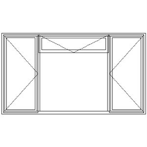 Picture of BD12F Full Pane 2161W X 1215H