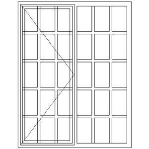 Picture of SD52 Strongwood Security Window 1155W X 1490H
