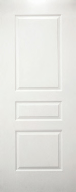 Picture of 3 Panel Denmark Deep Moulded 813 X 2032