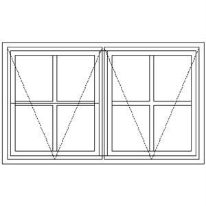 Picture of BE7 Small Pane 1103W X 665H