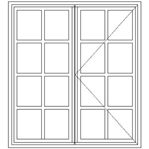 Picture of BD2 Small Pane 1103W X 1215H