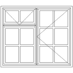 Picture of LNC2F Small Pane 1103W X 940H