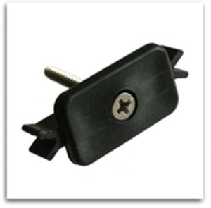 Picture of Plastic Decking Clip inc. Stainless Steel Screw