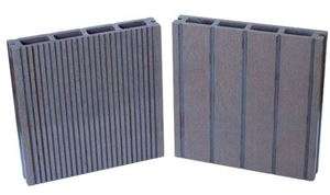Picture of 4 Everdeck Chocolate Brown Composite Decking Board