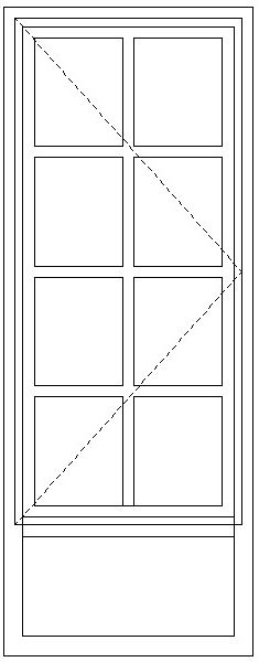 Picture of BD51/NG5 Full Pane 574W x 1765H
