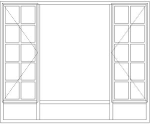 Picture of BD512/G Full Pane 2161W X 1765H