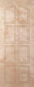 Picture of M.D. EE 8 Panel Arched 813 X 2032