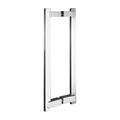 Picture of Oblong Section handle 490mm QS2613BTB