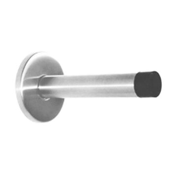 Picture of QS4420 stainless steel wall mounted door stop