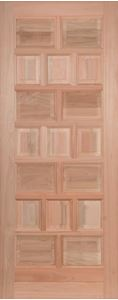 Picture of Lotus Hardwood Multi Panel 813 X 2032