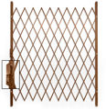 Picture of Saftidor E Slamlock Security Gate - 1450mm x 2000mm Bronze
