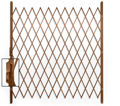 Picture of Saftidor H Slamlock Security Gate - 1950mm x 2000mm Bronze